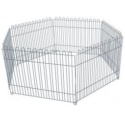 Купить Вольер для собак DEZZIE шестигранный