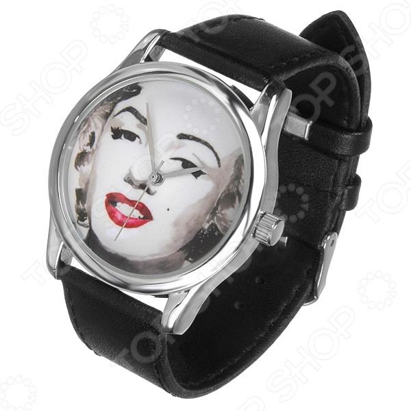 Часы наручные Mitya Veselkov «Монро» MV часы наручные mitya veselkov часы mitya veselkov цифры и насечки на черном арт mv 130