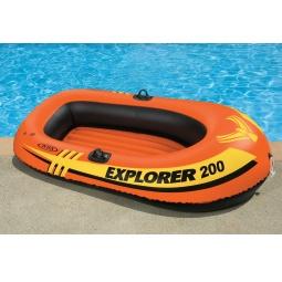 Купить Лодка надувная Intex «Эксплорер 200» 58330
