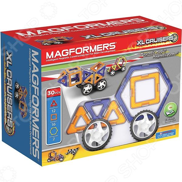 Конструктор магнитный Magformers cruisers