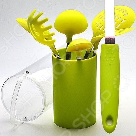 Набор кухонных принадлежностей Mayer&Boch MB-22485. В ассортименте набор кухонных принадлежностей 7 предметов peterhof цвет в ассортименте