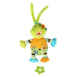 фото Игрушка подвесная музыкальная Жирафики 93927 «Динозаврик»