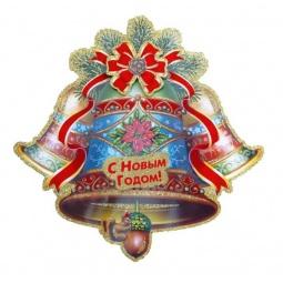 фото Украшение новогоднее Новогодняя сказка «Панно Колокольчик»