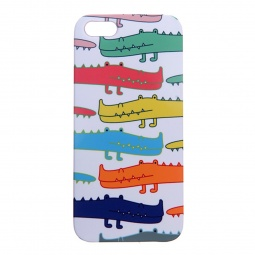 фото Чехол для iPhone 5 Mitya Veselkov «Большие крокодилы»