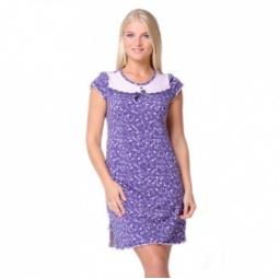 фото Сорочка Santi AW15-UAT-LSS-194. Цвет: лаванда. Размер одежды: 46-48