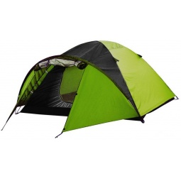 фото Палатка 3-х местная Greenwood Target 3. Цвет: зеленый, серый