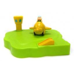 фото Игрушка для ванны Жирафики «Аэродром плавающий». В ассортименте