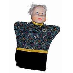 Купить Кукла на руку Русский стиль «Дед» 11009
