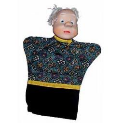 фото Кукла на руку Русский стиль «Дед» 11009