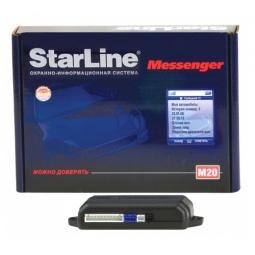 фото Охранно-поисковый модуль Starline M20