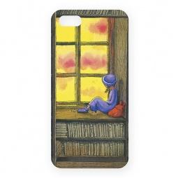 фото Чехол для iPhone 5 Mitya Veselkov «В библиотеке»