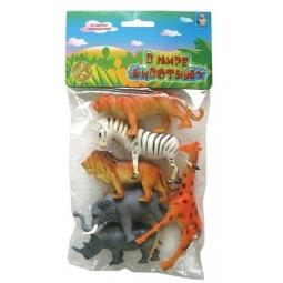 Купить Набор игрушечных животных 1 TOY Т50464