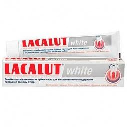 Купить Зубная паста Lacalut White