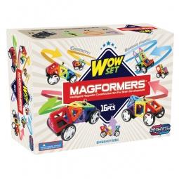Купить Конструктор магнитный Magformers Wow set