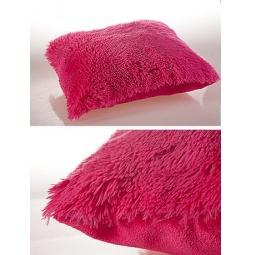 фото Подушка декоративная Унисон Trendy. Цвет: малиновый