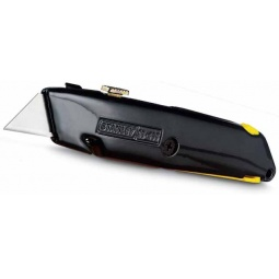 фото Нож строительный STANLEY с фронтальной загрузкой