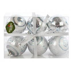 фото Набор новогодних шаров Новогодняя сказка 971532