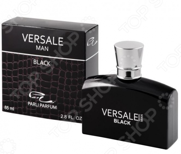 Туалетная вода для мужчин Parli Versale Black