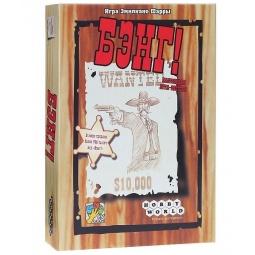 Купить Игра настольная Мир Хобби «Бэнг»