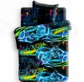 фото Комплект постельного белья 4You Мото, Детские комплекты постельного белья