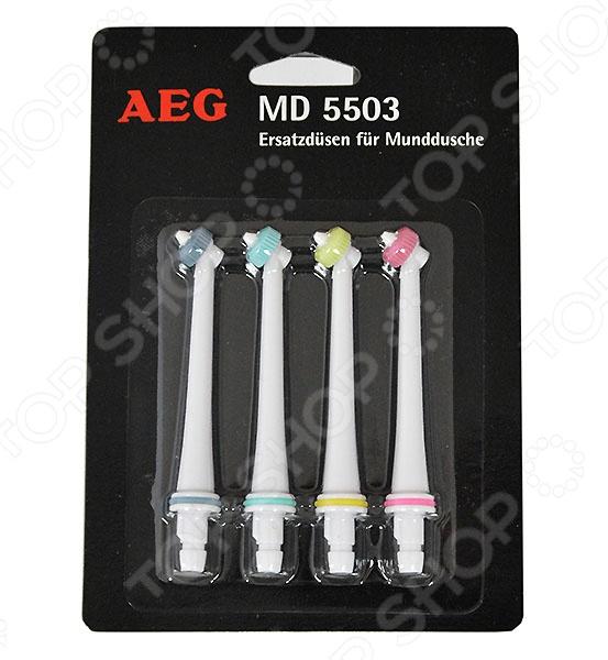 Набор насадок для ирригатора AEG Ersatzdusen MD 5503