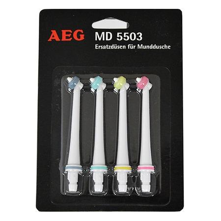 Купить Набор насадок для ирригатора AEG Ersatzdusen MD 5503