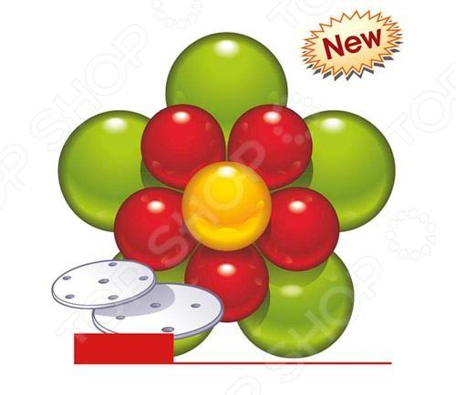 Набор надувных шариков Everts «Цветочек»