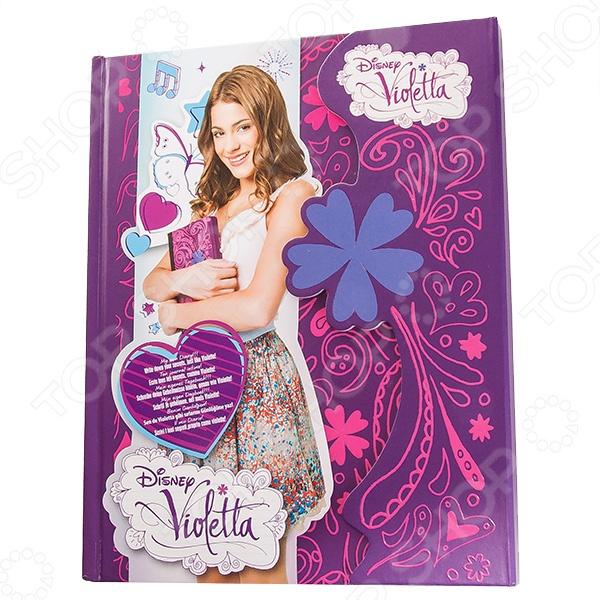 Дневник с магнитным замком Violetta GPH86848 д васабова дневник алматинки