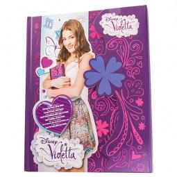 фото Дневник с магнитным замком Violetta GPH86848