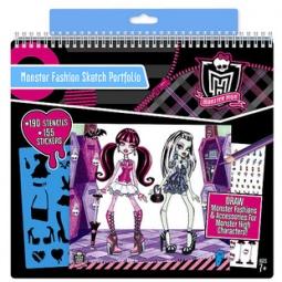 Купить Набор для детского творчества Fashion Angels «Школа монстров»