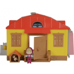 фото Набор игровой для девочки Simba «Домик Маши с фигуркой Маши»