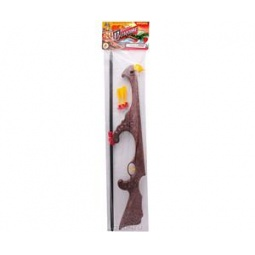 Купить Оружие игрушечное Кроха Арбалет большой Викинг с тремя стрелами на присосках