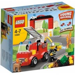 фото Конструктор LEGO Тушение пожара 70807