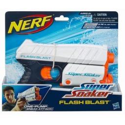 фото Оружие игрушечное Hasbro Водяной бластер Супер Соакер Флэш Блэст