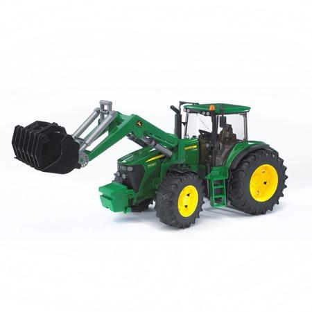 Купить Трактор игрушечный Bruder John Deere 7930
