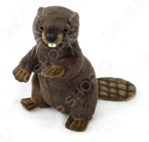 Zakazat.ru: Мягкая игрушка Hansa «Бобер»