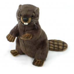 фото Мягкая игрушка Hansa «Бобер»