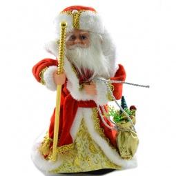 фото Игрушка под елку музыкальная Новогодняя сказка «Дед Мороз. В лесу родилась елочка»