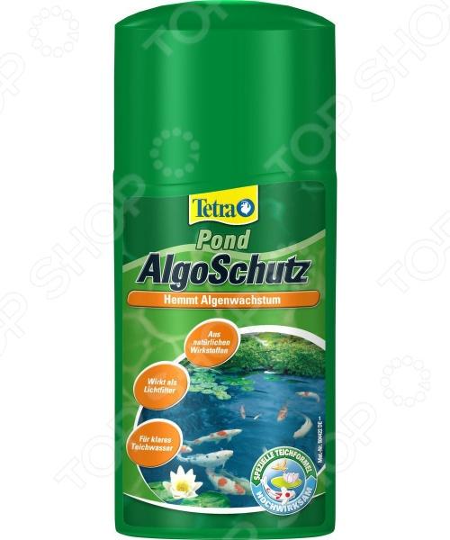 Средство против водорослей Tetra Pond AlgoSchutz кухонная мойка blanco metra 45s compact серый беж 519580