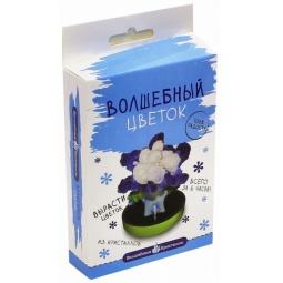 Купить Набор для выращивания Волшебные кристаллы «Васильковый цветок»