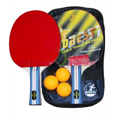 Купить Набор для настольного тенниса DoBest BB01 2*