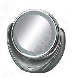 Зеркало косметическое Marta MT-2653 Зеркало косметическое Marta MT-2653 /Серебристый