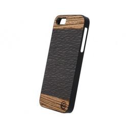 фото Чехол-накладка для iPhone 5 INMOK Cacao Black