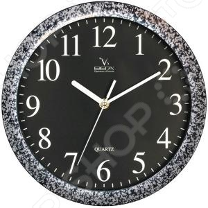Часы настенные Вега П 1-672/6-6 часы настенные вега п 6 6 100 чёрный