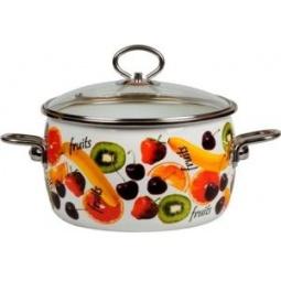 Купить Кастрюля с крышкой Vitross Fruits