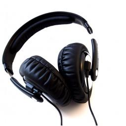 фото Наушники мониторные Dialog HP-A75. Цвет: черный