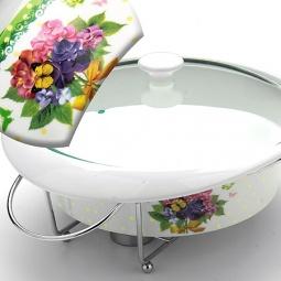 Купить Мармит Mayer&Boch «Цветы» MB-24225