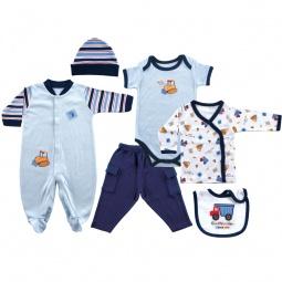 Купить Набор подарочный Hudson Baby «Строитель»