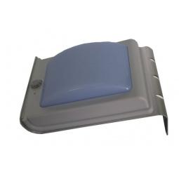 Купить Светильник на солнечной батарее с датчиками света и движения 31 ВЕК SL-08P