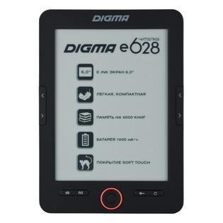 Купить Книга электронная Digma E628